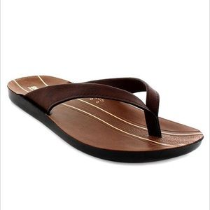 NEW Aerosoft Men's Comfort Sandals